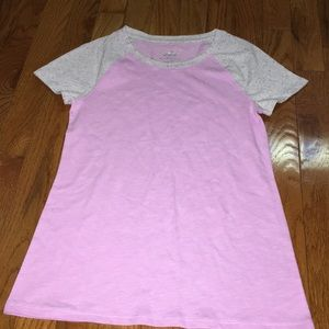 Girls short sleeve shirt